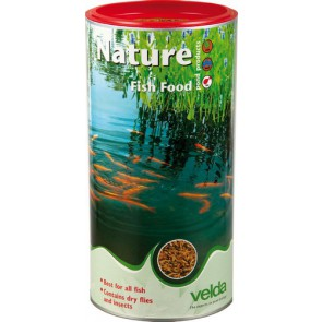 Velda Nature Fish Food 2500ml