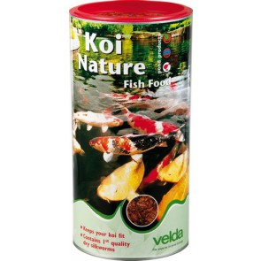 Velda Koi Nature Fish Food 1250ml