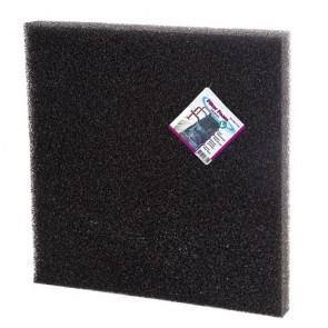 VT Filter foam pack 50x50x2 cm zwart