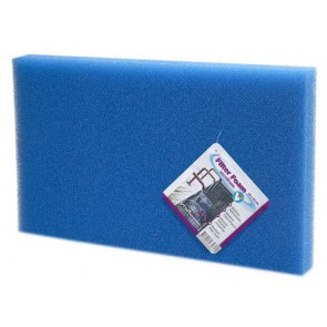 VT Filter foam pack 100x50x2 cm blauw