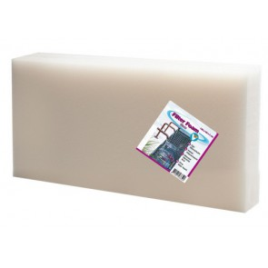 VT Filter foam pack 100x50x5 cm wit