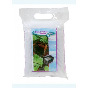 VT Pond Filter Wool White 100gr