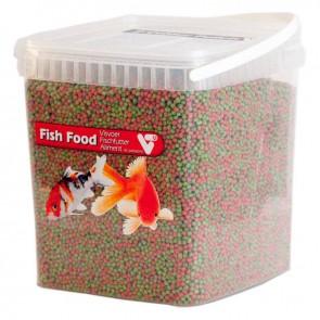VT Fish Food 2-Colour Pellet 3 mm 5000 ml