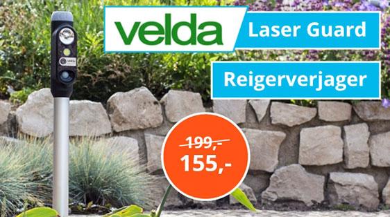 Velda Laser Guard reigerverjager aanbieding